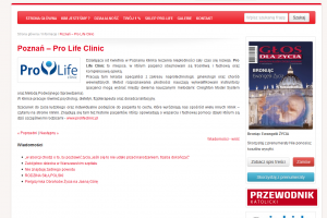 http://glosdlazycia.pl/informacje/poznan-pro-life-clinic/