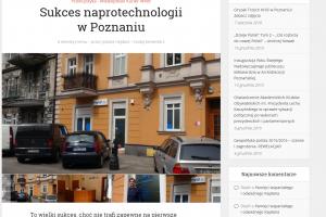 http://www.wolnypoznan24.pl/sukces-naprotechnologii-w-poznaniu/